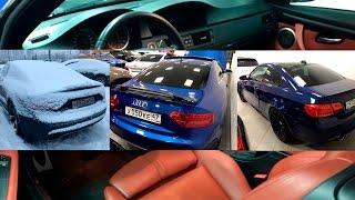 2 миллиона на быструю тачку! Хороший бюджет не гарантия покупки живого авто. Audi RS5, BMW M3