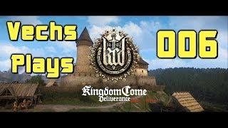 Kingdom Come Deliverance 006 Vexy Balboa and Noble Discussions