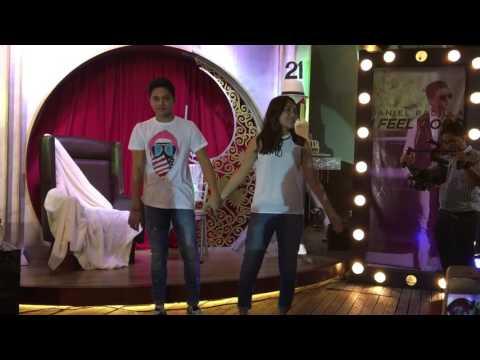 Andrea Brillantes & Daniel Padilla - Kapatid Ang Turing ...