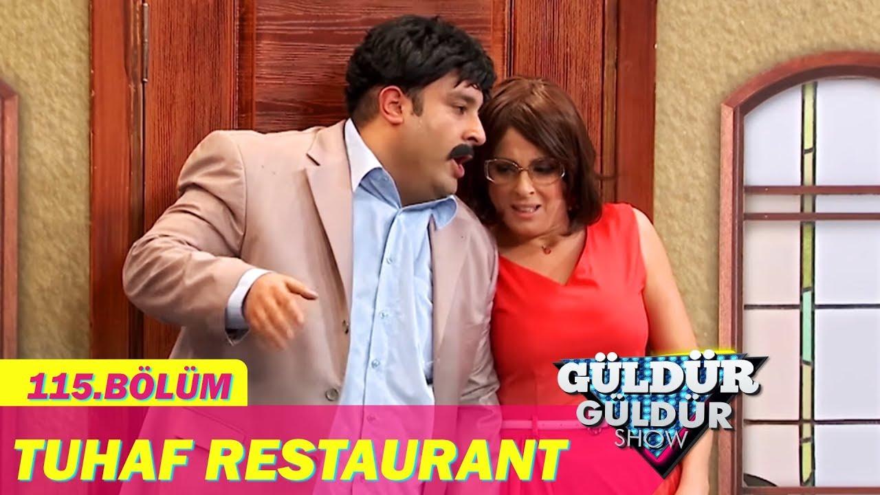 Güldür Güldür Show 115.Bölüm - Tuhaf Restaurant