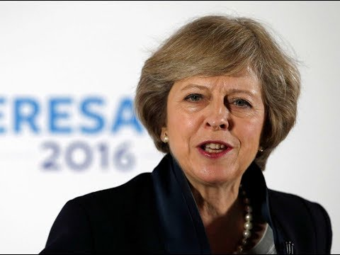 "Theresa May pledges stability ""whatever the results"""