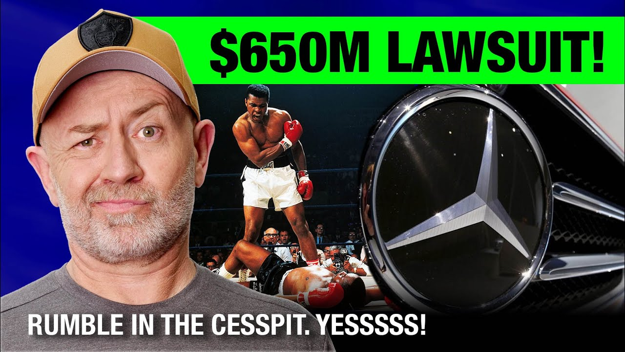 Download $650M LAWSUIT! Dealers sue Mercedes for Goodwill Destruction Damages   Auto Expert John Cadogan