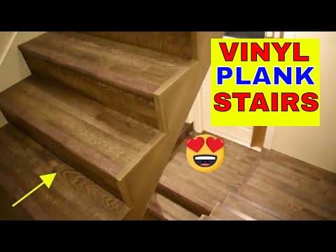vinyl-plank-flooring-on-stairs