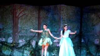 Peter Pan em novas aventuras - Bruna Bottino como Sininho