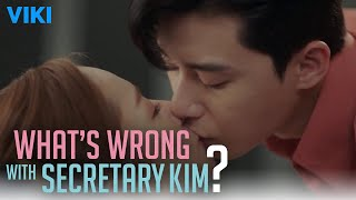 Video What's Wrong With Secretary Kim? - EP13 | Sensual Make Out Scene Interrupted [Eng Sub] download MP3, 3GP, MP4, WEBM, AVI, FLV Oktober 2019