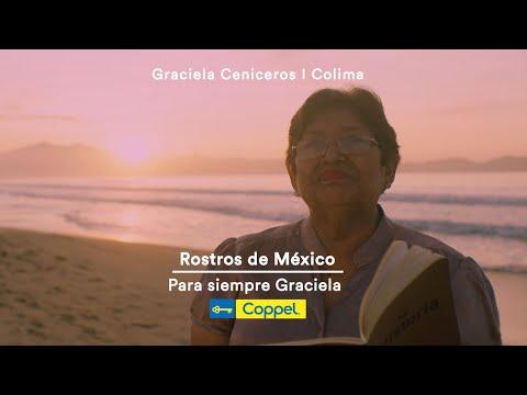 Para siempre Graciela – Rostros de México | Coppel