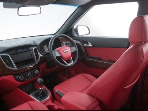 Hyundai Creta Modified By Dc Design Interior And Exterior