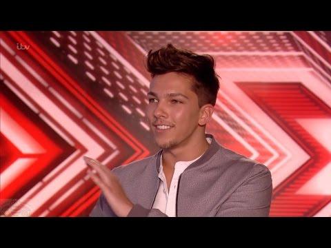 The X Factor UK 2016 Week 2 Auditions Matt Terry Full Clip S13E04