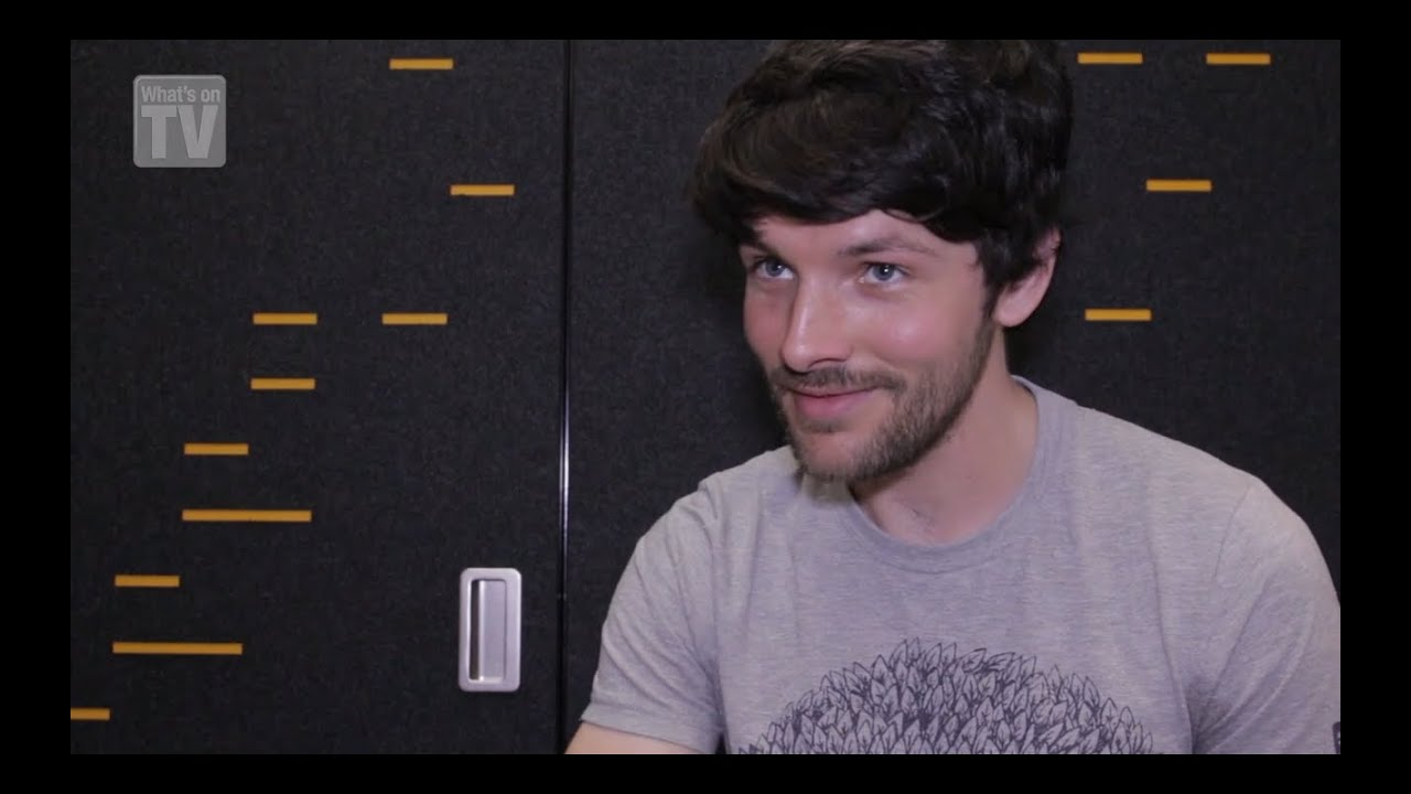 Colin Morgan The Fall Series Three I D Be Silly Not To