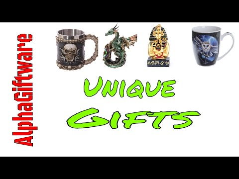 Unique Gifts from Funny to Bizarre (2018)