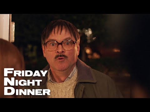 Lord Luck Scares Off Jim   Friday Night Dinner
