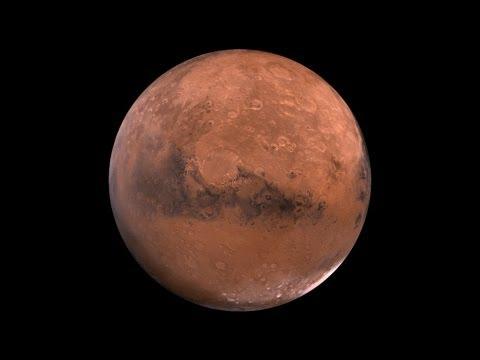 The Red Planet - Professor Carolin Crawford