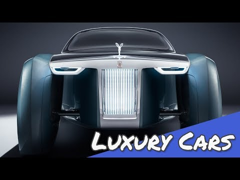 Interior Of Most Luxurious Cars In The World