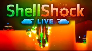 I'M ON FIRE!! - ShellShock Live