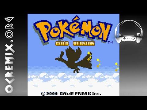 OC ReMix #2321: Pokémon Gold Version 'Precious Metals' [Goldenrod City] by Insert Rupee