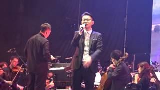 20161022台灣大哥大日月潭花火音樂會 - 卓義峯