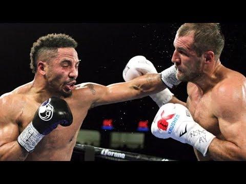 Andre Ward vs Sergey Kovalev 2 HIGHLIGHTS