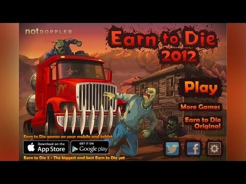 Earn to Die 2012 PART 1 - 3. rész [Desert Dash]