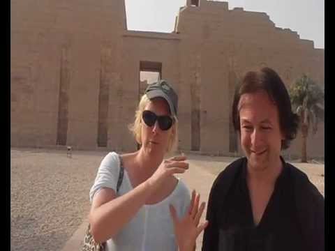 Egypt luxor tour guide