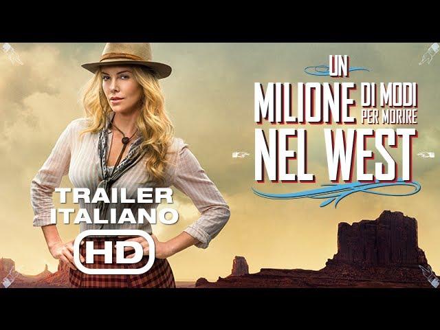 Un Milione di Modi per Morire nel West di Seth MacFarlane - Trailer italiano ufficiale