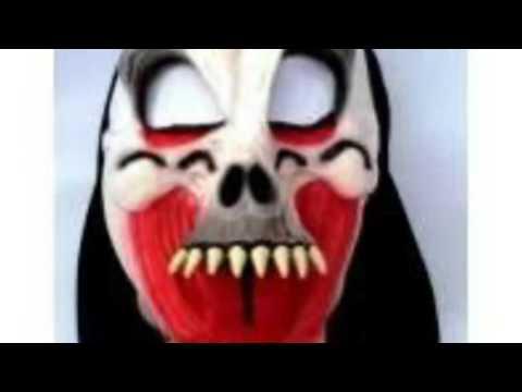 Mascaras de terror youtube - Mascara de terror ...