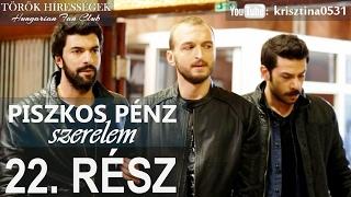 Piszkos Pénz, Szerelem 22.rész- Kara Para Ask (Hungarian subtitles)