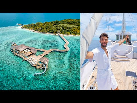 MALDIVES MOST EXCLUSIVE HOTEL (Legendary Experience)!