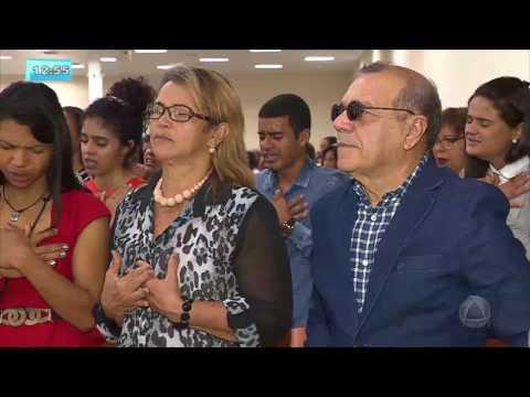 Igreja Universal do Reino de Deus inaugura novo templo em Sergipe - BALANÇO GERAL