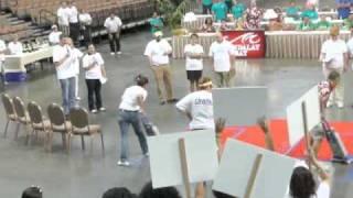 Housekeeping Olympics 2010 - Red Rock