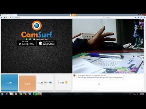 Problemas con Mozzila version Quantum no sale webcam en Camsurf