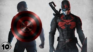 Top 10 Alternate Versions Of Captain America Facts – Captain Hydra
