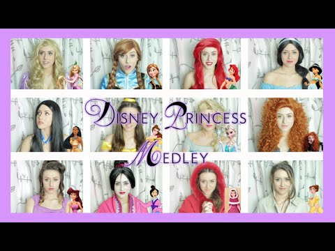Thumbnail: Disney Princess Medley | Georgia Merry
