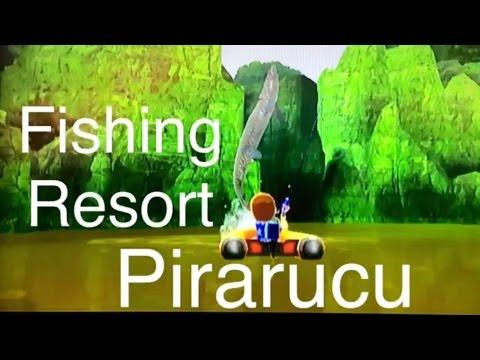 Let's Play: Fishing Resort Wii, Pirarucu