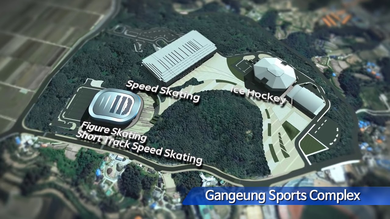 (ENG) Introducing PyeongChang2018 (New Version)