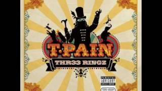 T-Pain - Thr33 Ringz - Karaoke (feat. DJ Khaled)