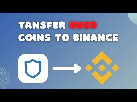 How To Transfer Coins From Trust Wallet To Binance | How To Send and Recive Crypto