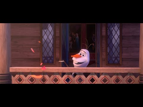 """""""I Am With You"""" l At Home With Olaf"""