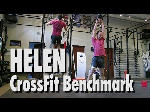 CrossFit Benchmark WOD HELEN