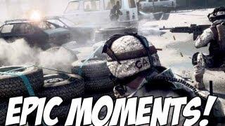 Battlefield 3 - Epic Moments (#14) thumbnail