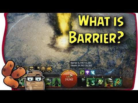 "Guild Wars 2 - Introducing the Path of Fire ""Barrier"" Mechanic"