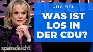 Lisa Fitz über Maaßen, Merkel und Brinkhaus | SWR Spätschicht