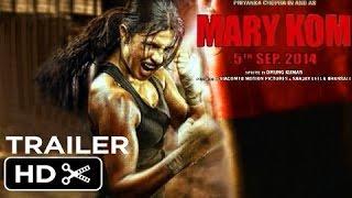 Mary Kom Movie Trailer 2014 - Priyanka Chopra as Mary Kom at Launch