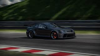 NEED FOR SPEED Shift 2 Mercedes-Benz SL 65 AMG tuning