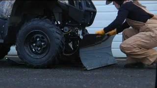 WARN ProVantage ATV Plow System