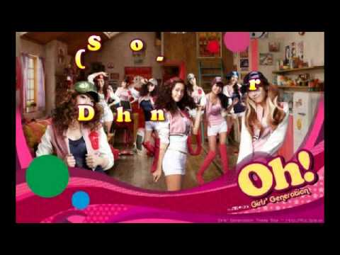 SNSD - Oh! (Intro) Ringtone