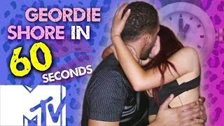 GEORDIE SHORE EPISODE 6 IN 60 SECONDS - Geordie Shore, Season 10 | MTV