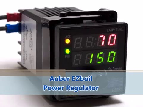 hqdefault auber ezboil power regulator, for boiling process automation youtube  at gsmx.co