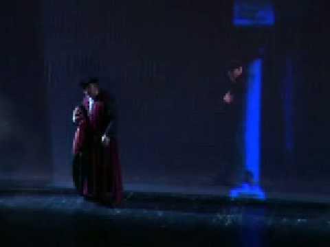 """RIGOLETTO - G.Verdi - """"Quel vecchio maledivami.."""" ..."""