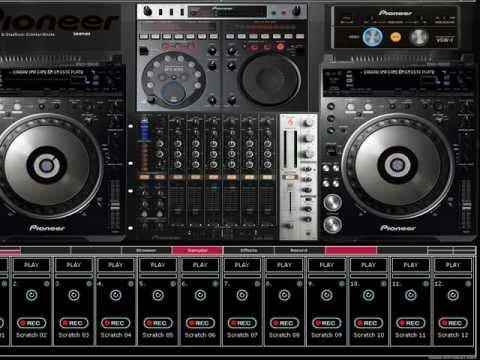 Virtual dj 8 skins download