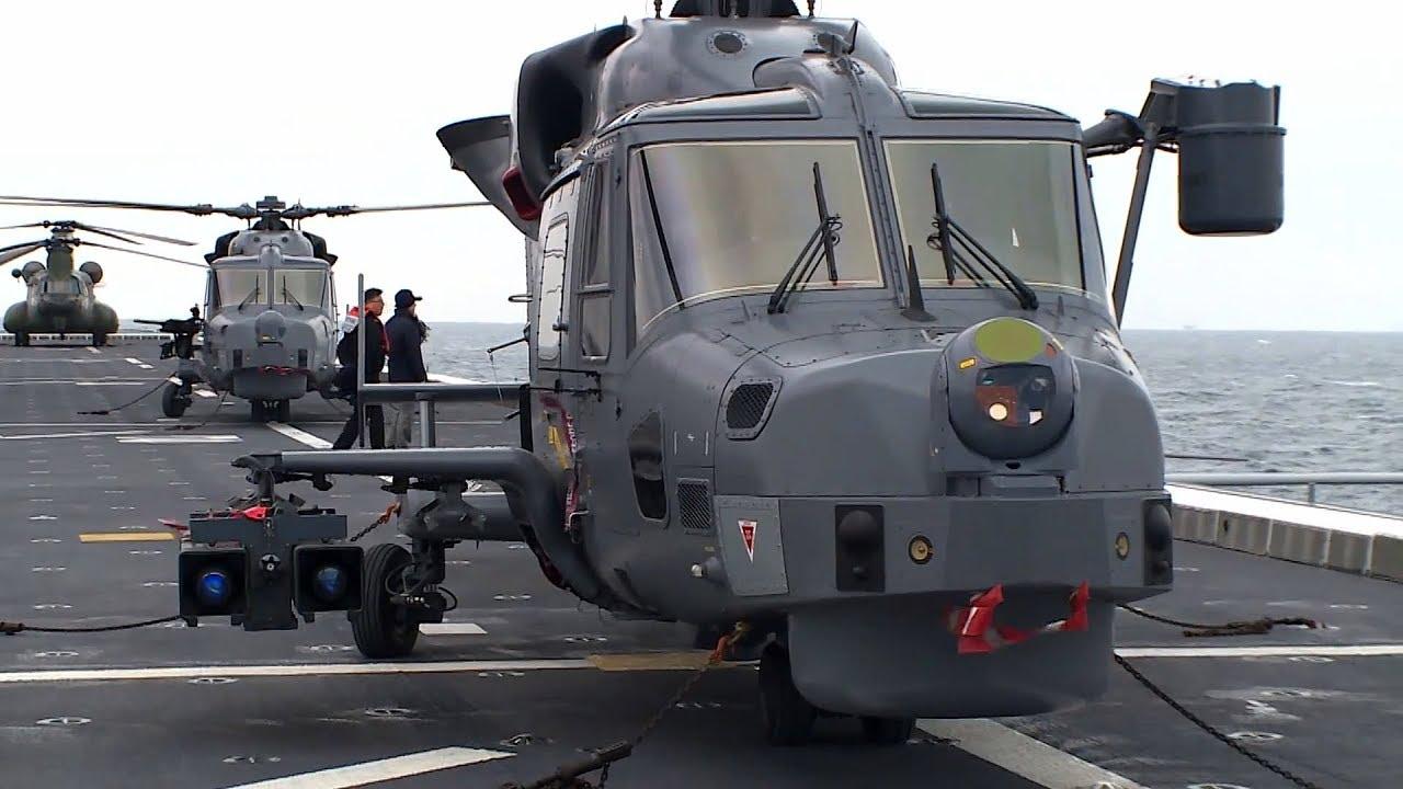 AW-159 Wildcat Anti-Submarine Warfare Helicopter